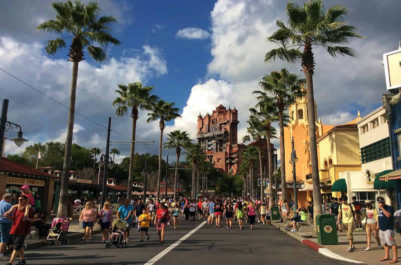 Disney's Hollywood Studios Near Orlando Florida