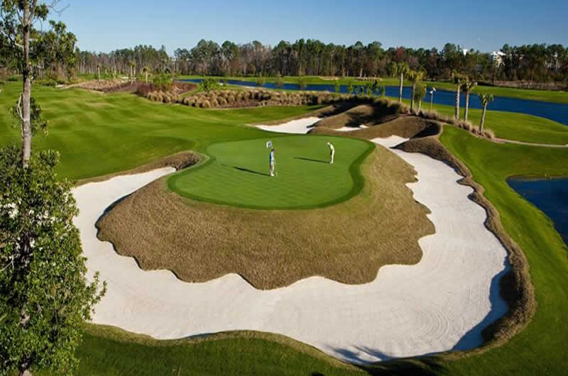 Hilton Orlando Bonnet Creek golf